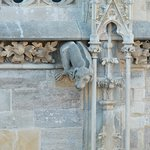 Stephansdom allegoric figure