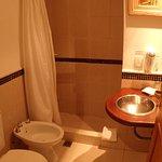 Salle de bains (étroite)
