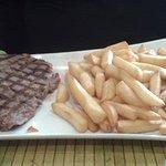 steack/frites