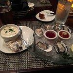 Chowder & oysters