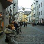 La Città vecchia di Brunico Foto