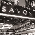 Savoy Grill Exterior