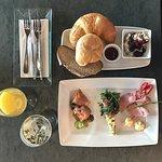 Frühstück täglich von 9:00 bis 12:00