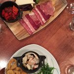 Fiume Christmas Day Platter