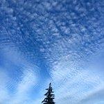 Summer sky over Deer Island Manor 2016