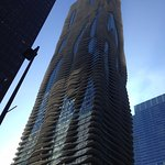 Aqua Blue Chicago