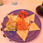 Chicken pot pie, fish tacos, wings, huevos rancheros. All amazing!
