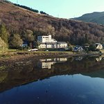 from over Loch Long