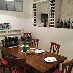 Tasting room at Corte Fornaledo