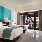Twin Benoa Resort Room