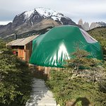 Ecocamp Patagonia Foto