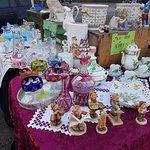 Vestkant Torget Antique Market
