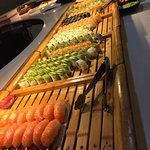 Delicious sushi!!