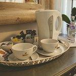Complimentary Tea/Coffee Tray