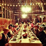 Winemaker Barn Dinner