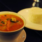 """Panang Curry"" smooth and easy eating suitable with customers who do not like hot"