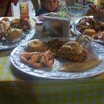 Seafood Special was delicious