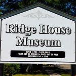 Foto de Ridge House Museum