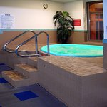 Enjoy our wonderful hot tub during your stay. Warm up after a day at the beach.
