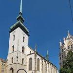 St. Jacob's Church Foto