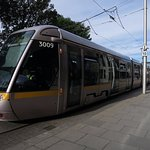 One more view of the tram