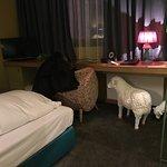25hours Hotel The Goldman Foto