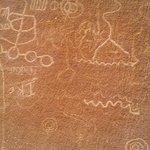 Petroglyphs (Heiroglyphs)