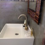 Bedford Basin and mixer tap.