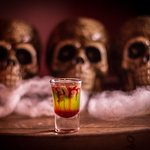 Zombie brain, made specially for halloween is a must try!