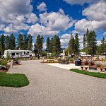 Deluxe Patio RV Sites