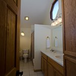 Three Bedroom Condo bathroom.