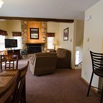 Three Bedroom Condo, 1,350 square feet.
