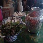Laotian salad
