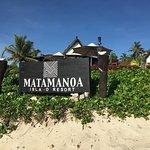 Photo de Matamanoa Island Resort
