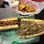 Cheesesteak heaven