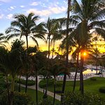 Sunrise at Kauai Beach Resort