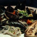 Mussels & Linguini