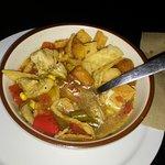 White corn chicken tortilla soup by Kyle - YUM!