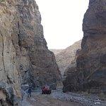 Titus Canyon Foto