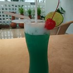 Special Cocktail from Alisea Boutique Hotel