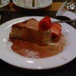 Chocolate/Coffee Layer Cake