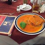 La Parroquia: Pan de Cazon a local delicacy
