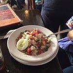 La Parroquia: Ceviche a second time