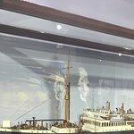 Extraaustellumg zu Schifffahrt und Hafen