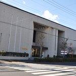 青梅市立美術館/立派で大きな美術館ですね