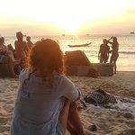 Sunset at Maya
