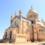 la basilique de Notre Dame d'Afrique
