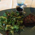 Mains - beef was superb