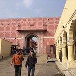 City Palace of Jaipur Foto