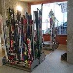rollbare Skiaufnehmer